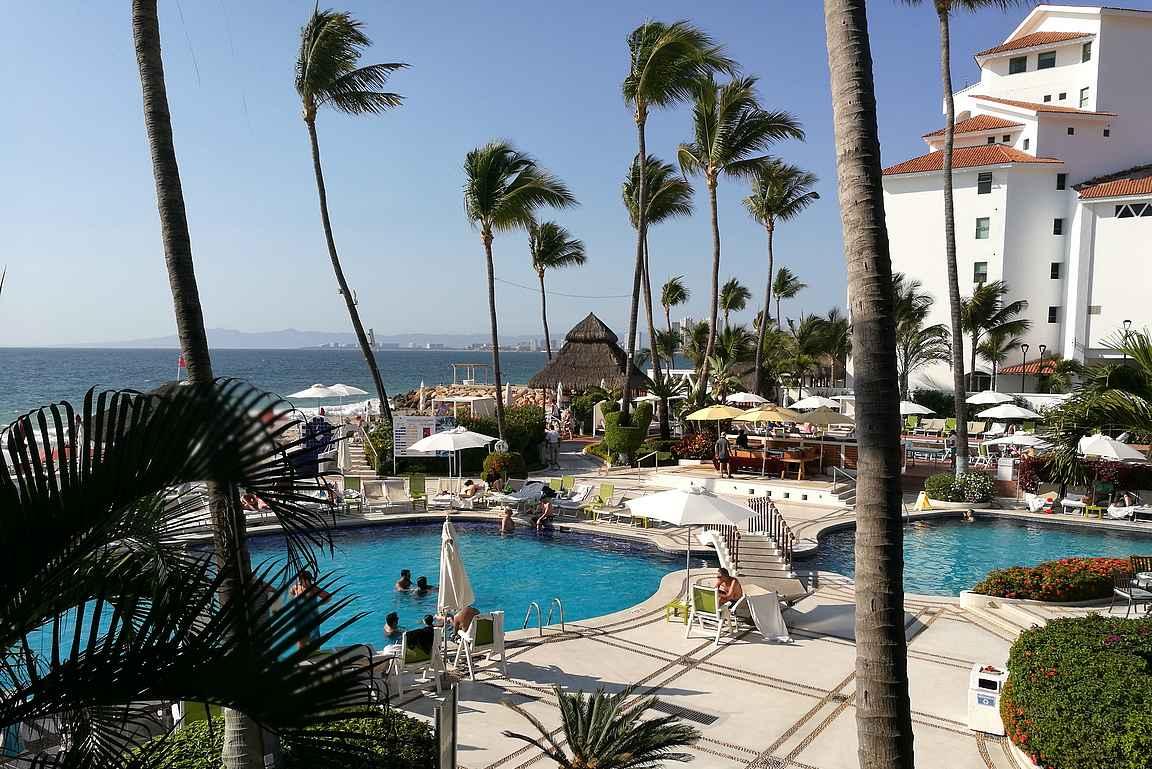 buenaventura grand hotel & great moments - huone merinäköalalla
