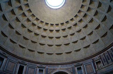 Pantheon copyright Kukkulalta / Heli