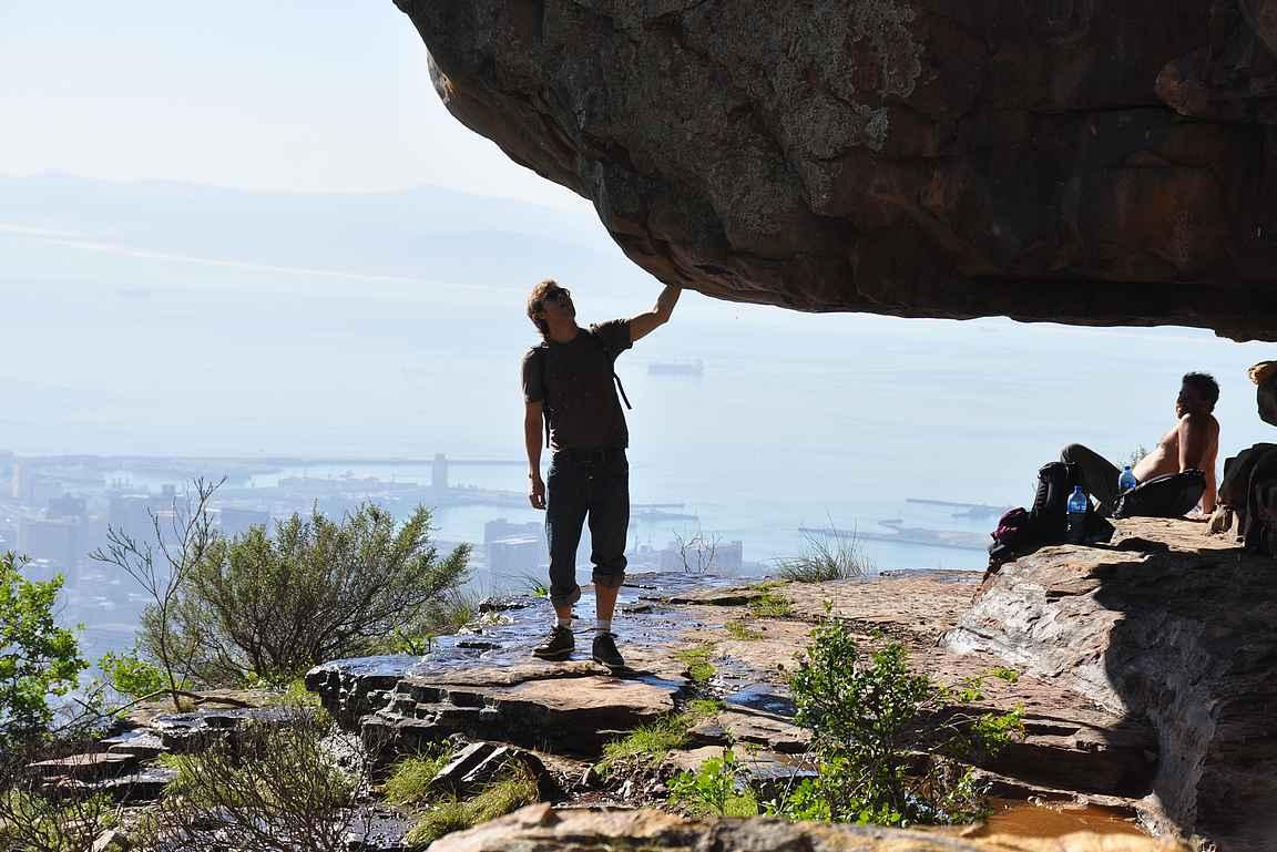 Parasta Kapkaupungissa on sen luonto.