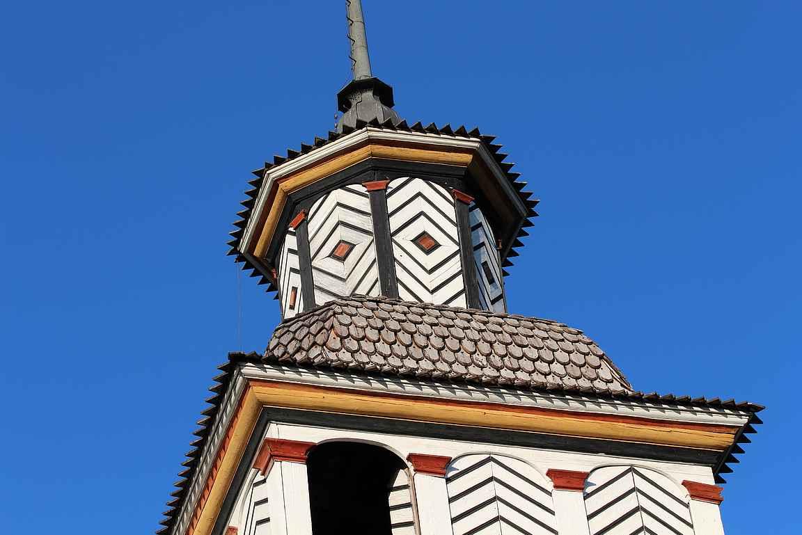 Petäjäveden vanha kirkko copyright Henna Siltanen, JAMK