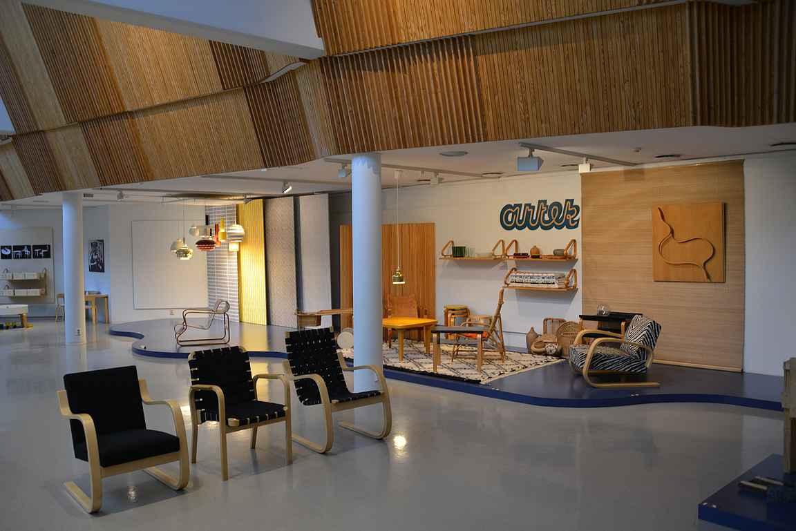 Alvar Aalto -museo, Jyväskylä