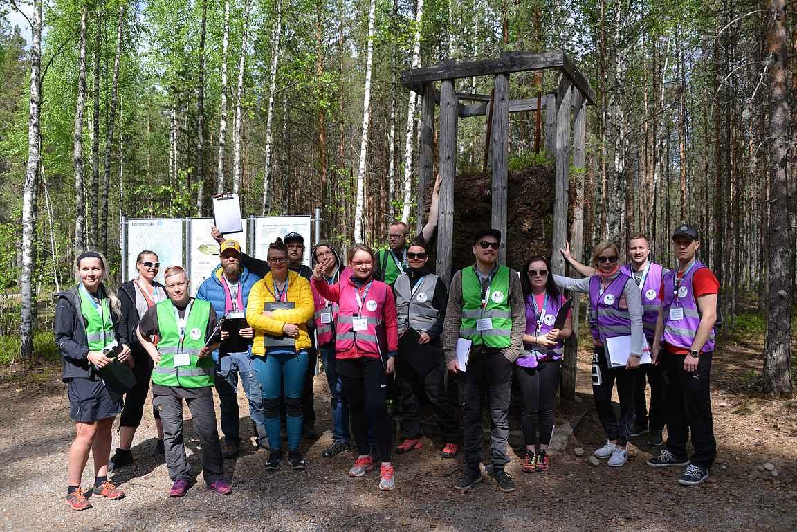 Amazing Keski-Suomi -kilpailu toi esiin seudun parhaita paloja.