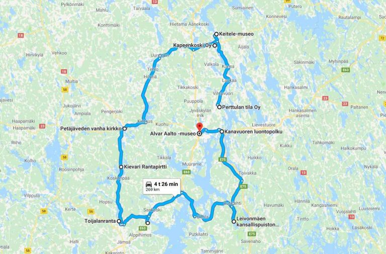 Keski Suomen Biokaasu Ekosysteemi Sitra