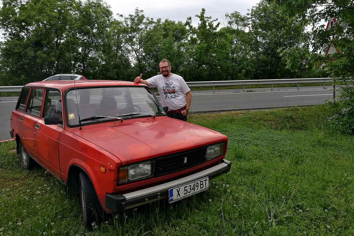 Auto alle ja tutustumaan Bulgariaan.