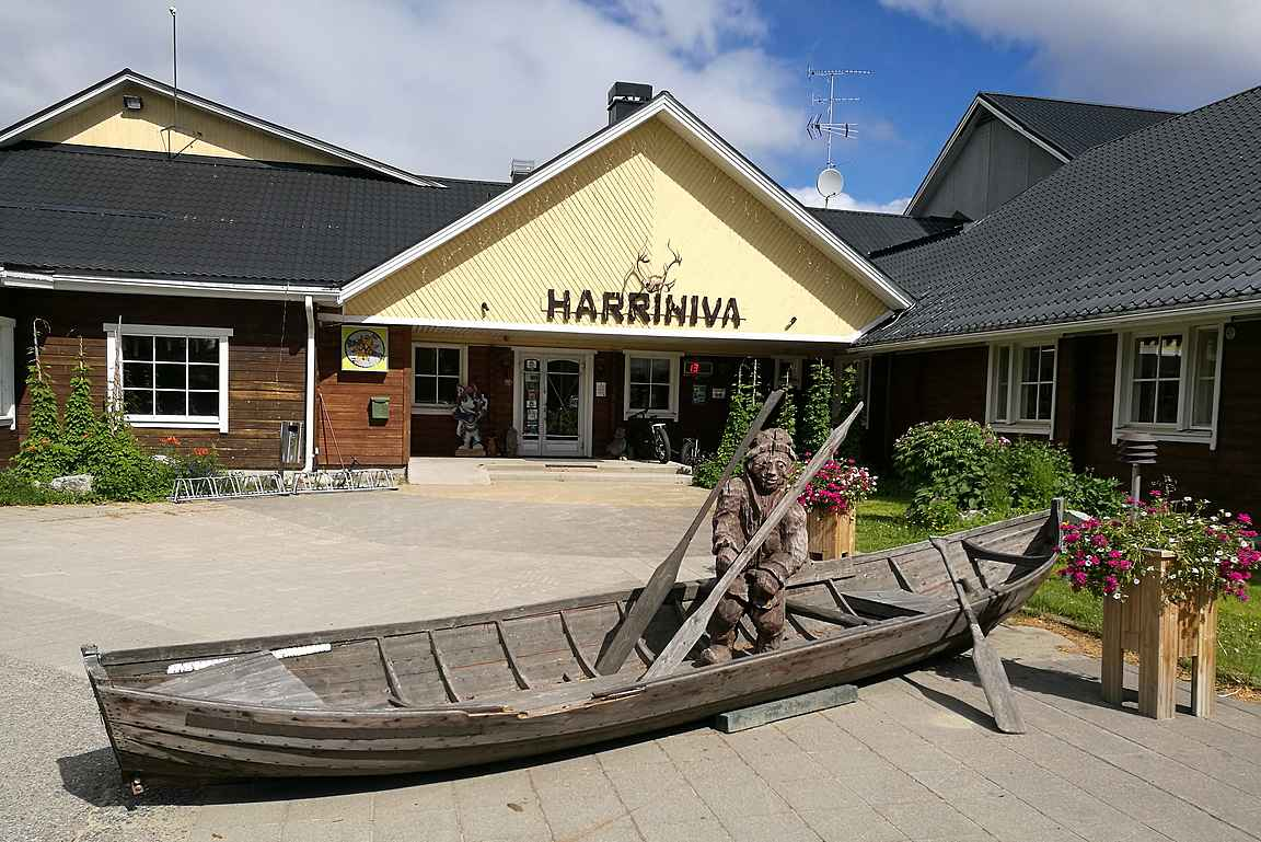 Harriniva Hotels & Safaris, Muonio.