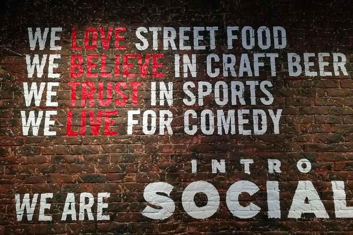 Intro Social - ihastuin ensisilmäyksellä toimintaperiaatteeseen.
