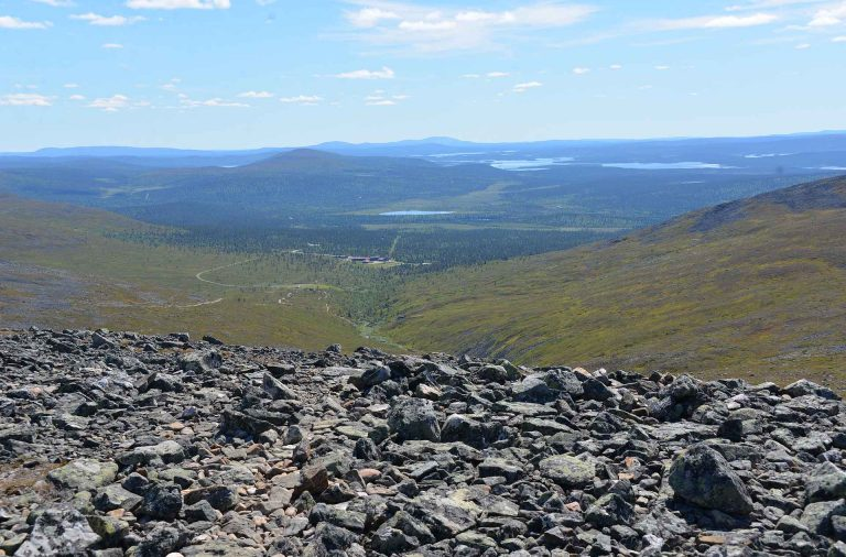 Pallas-Ylläksen kansallispuisto