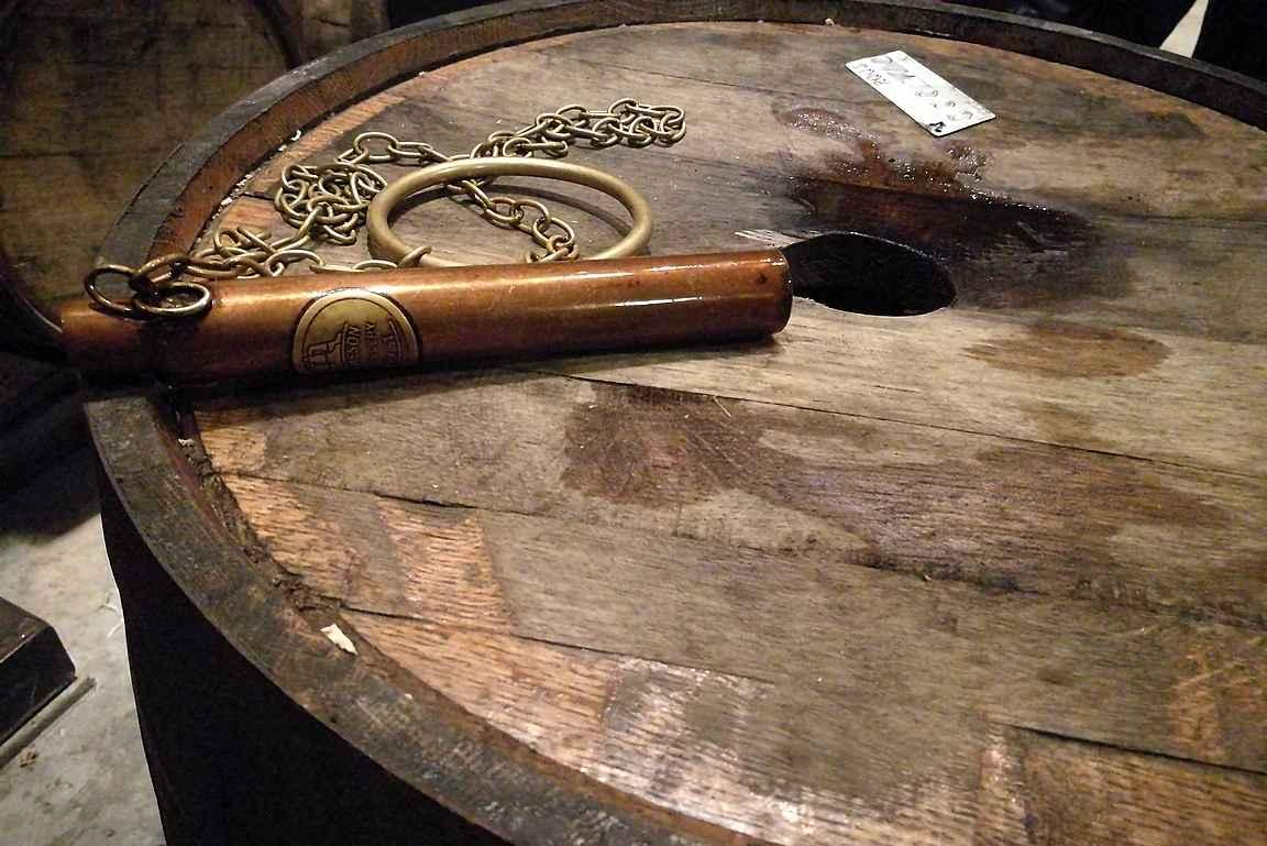 Harvoin pääsee nauttimaan 15 vuotiasta viskiä suoraan kypsytystynnyristä.