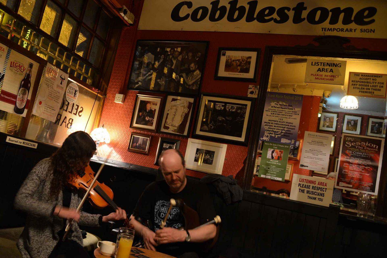 Dublinin parhaat pubit - 50 varteenotettavaa vaihtoehtoa