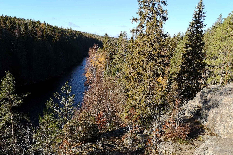 Helvetinjärven kansallispuisto - Helvetinkolun luontopolku