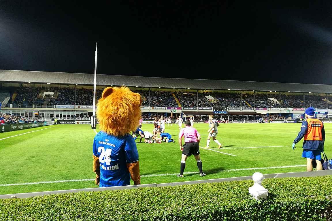 Rugby on suosittu peli yläluokan keskuudessa.