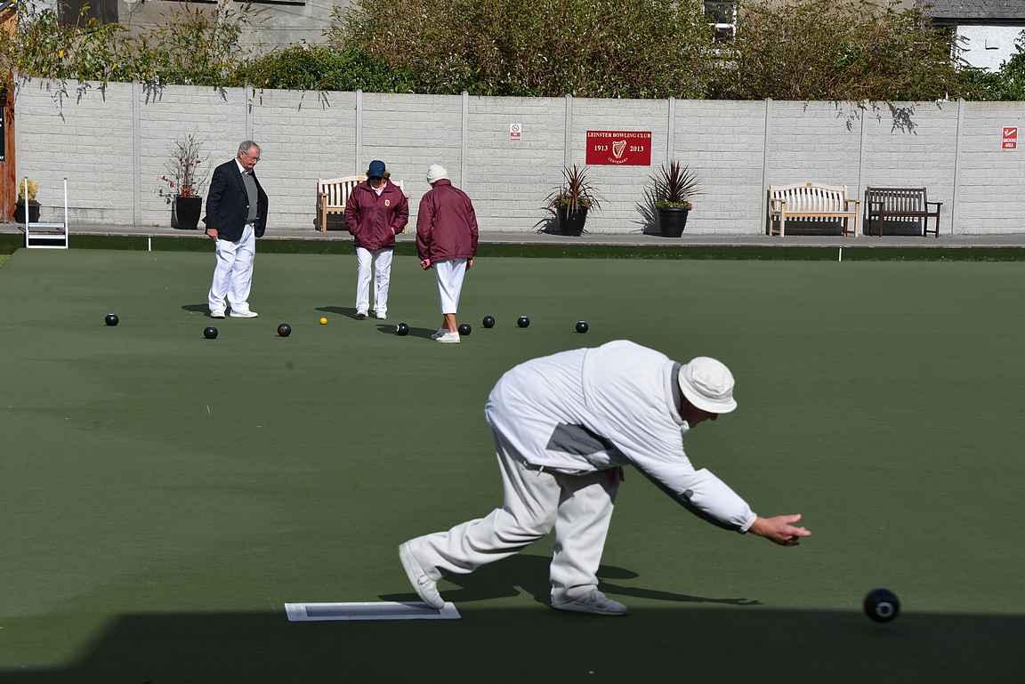 Leinster Bowling Club.