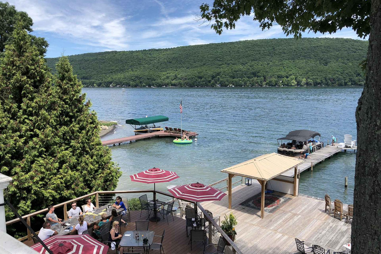 Finger Lakes - Suloiset, salaiset Sormijärvet