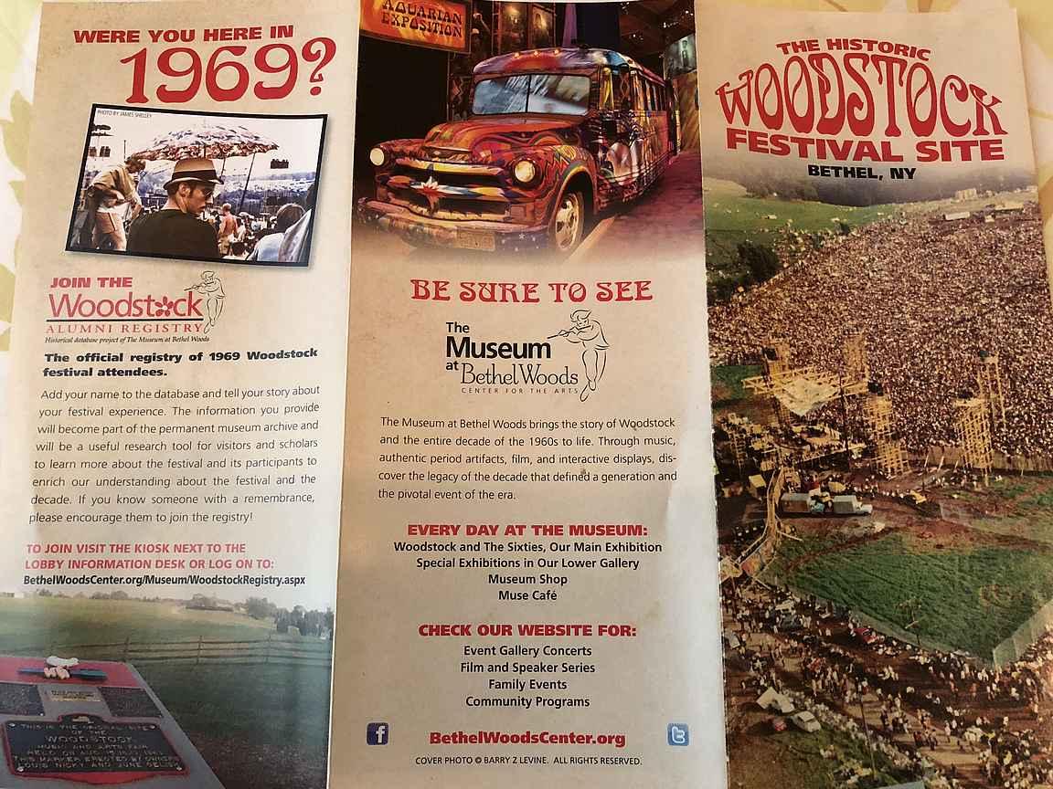 Ensi vuonna Woodstock täyttää 50-vuotta!