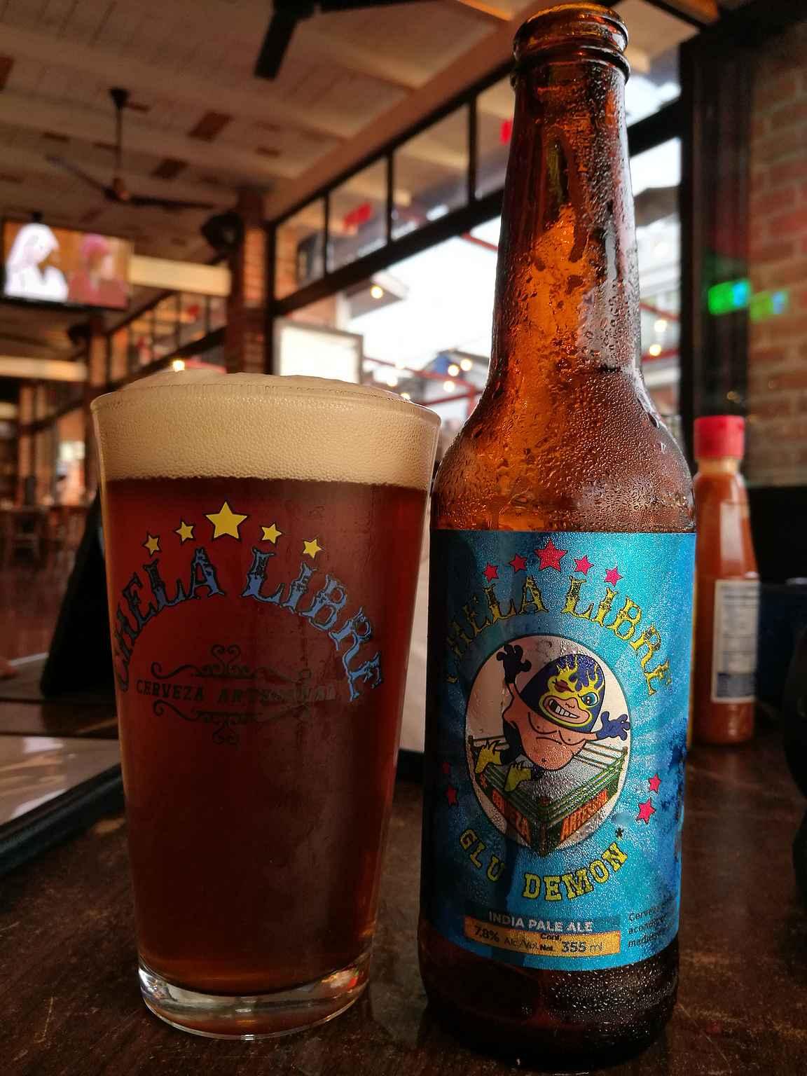 Puerto Vallartan olutkulttuuri on korkeatasoista.