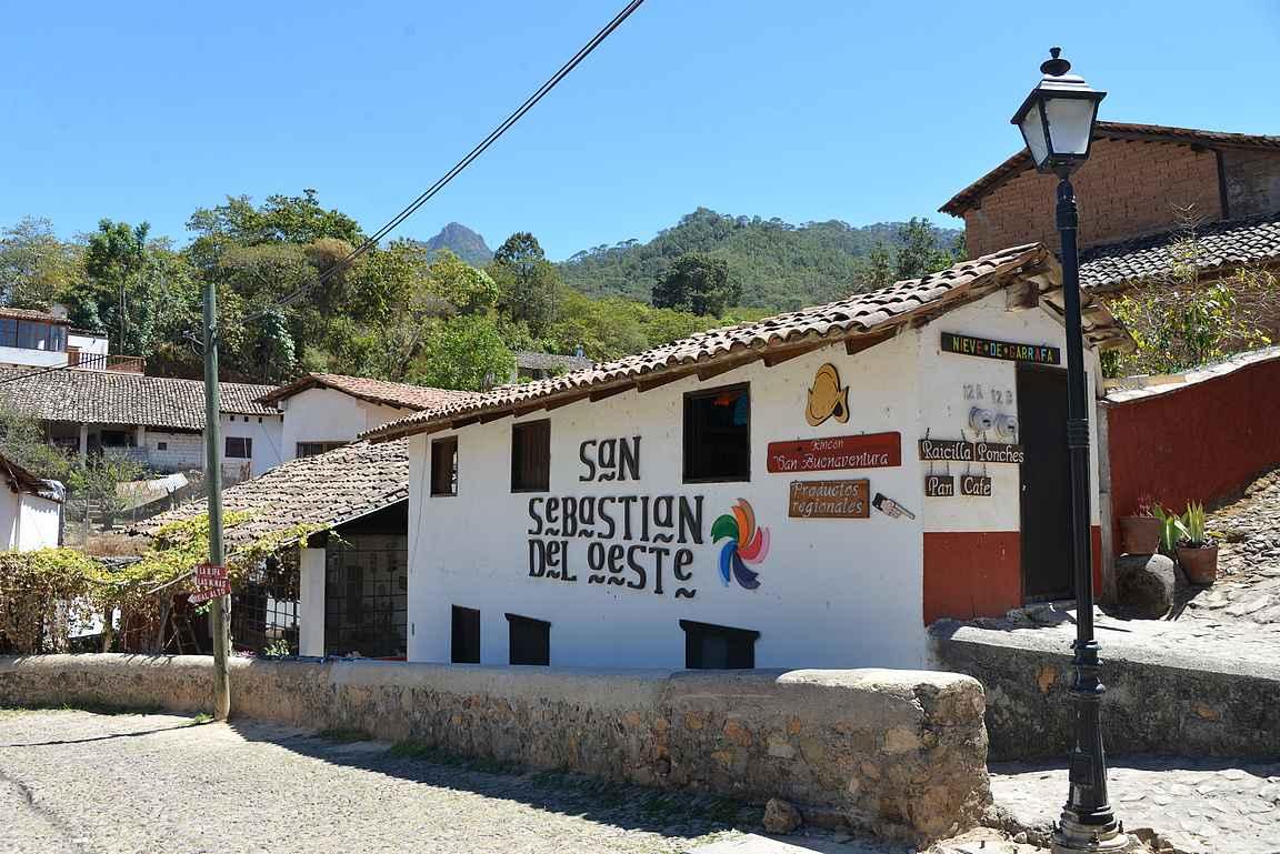 San Sebastián del Oaste on perustettu vuonna 1605.