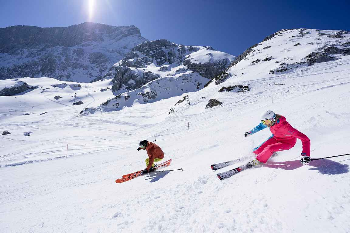 Garmisch Partenkirchen on helposti Münchenistä saavutettavissa copyright SnowTrex