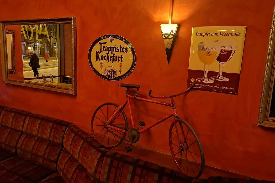 Ravintola Kaisla tarjoaa makumatkan Belgiaan.