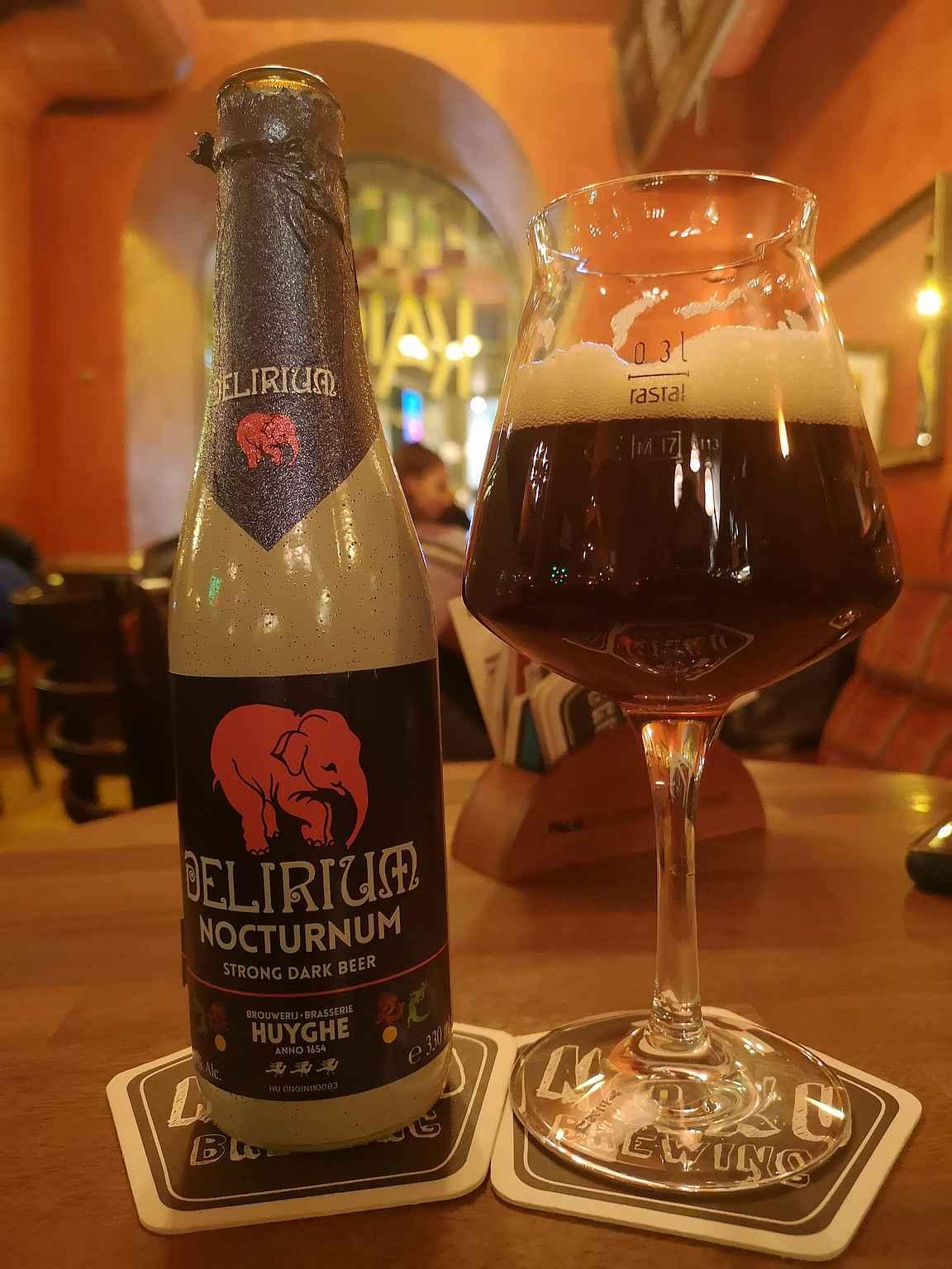 Laadukkaat pullo-oluet ovat Kaislan valttikortti.
