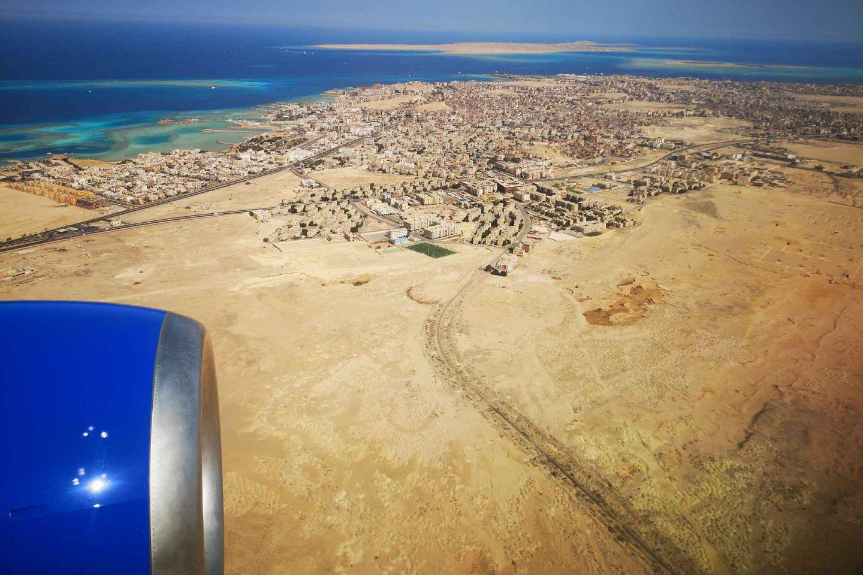 Matkalle Egyptiin - Hurghada, uhka vai mahdollisuus?