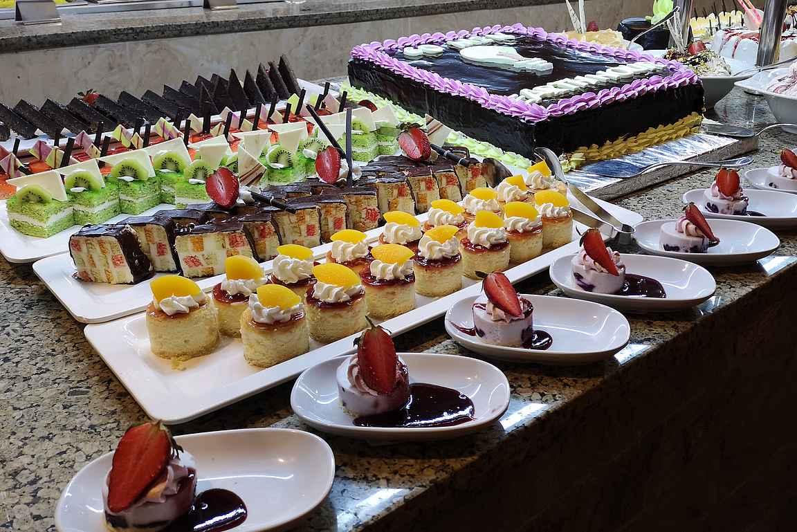 Vaikka ruuan esillepano olisi kuinka houkuttelevaa tahansa, kannattaa katsoa tarkkaan mitä syö.