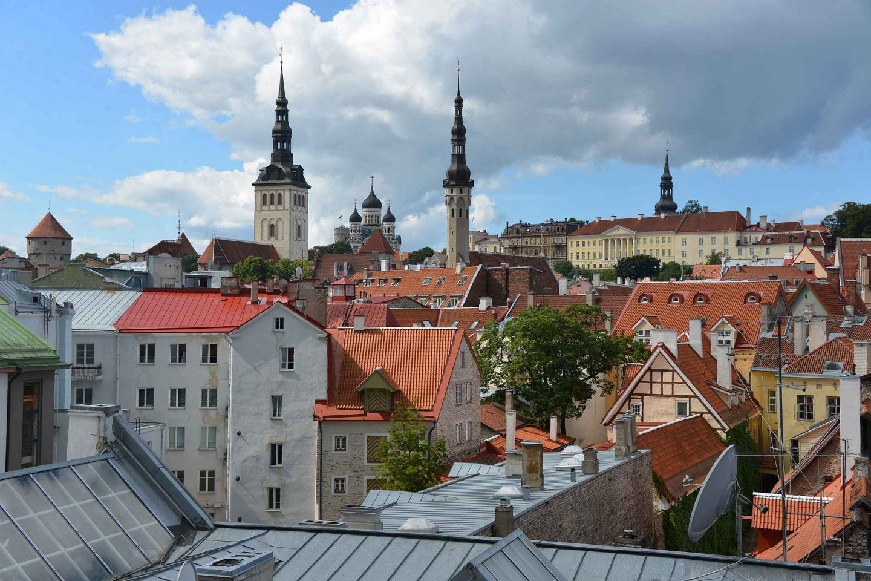 Top 10 Tallinnan nähtävyydet ja arkkitehtuurin helmet