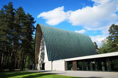 Tekemistä Kangasalla - Vatialan kappeli