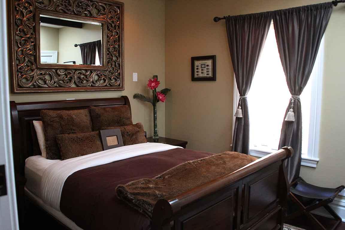 Villa D'Cittan viihtyisä huone.
