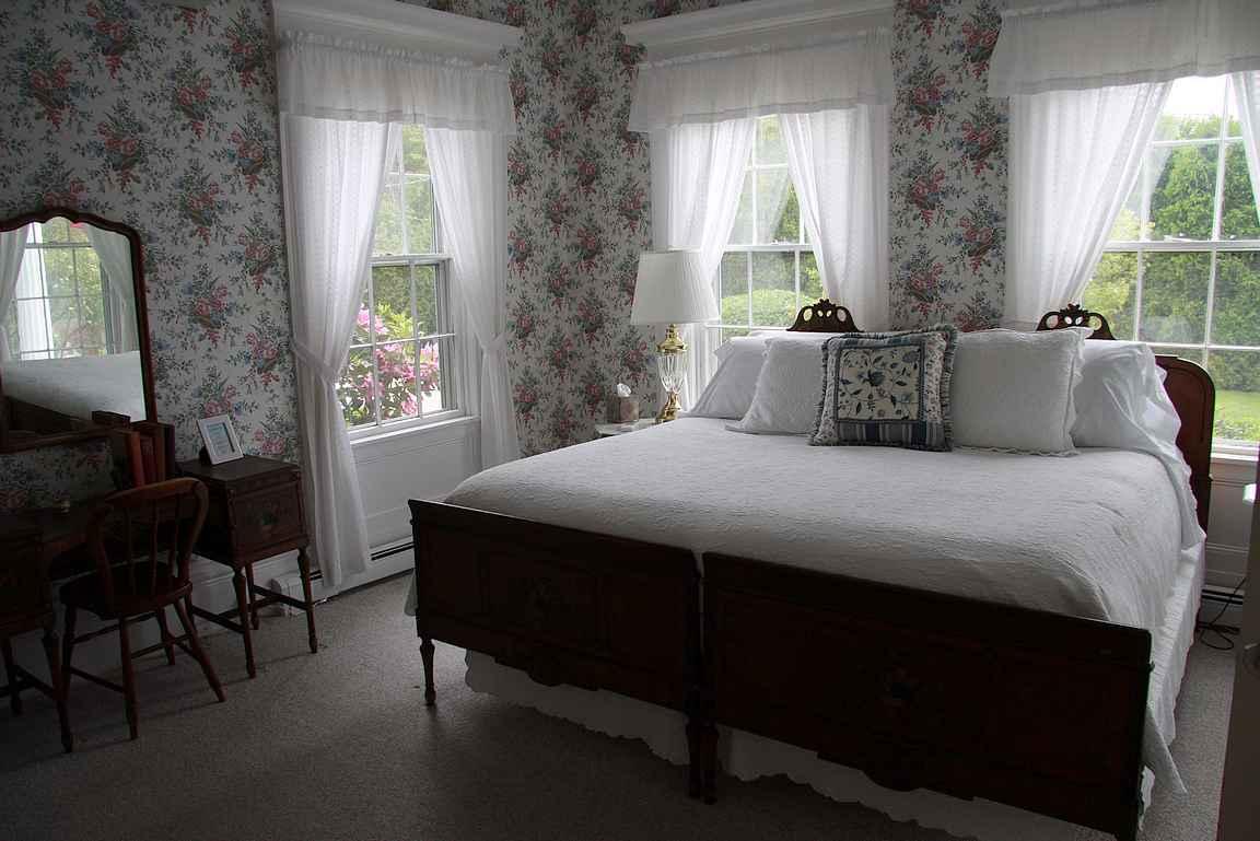 Sheridan House, hyvä paikka tutustua South Rim:lle.