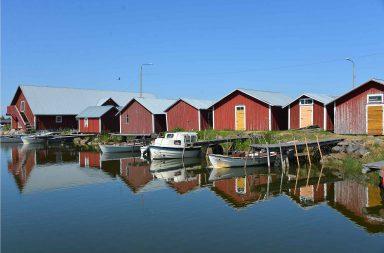 Suomen parhaimmat matkakohteet - Svedjehamnin vanha kalasatama.