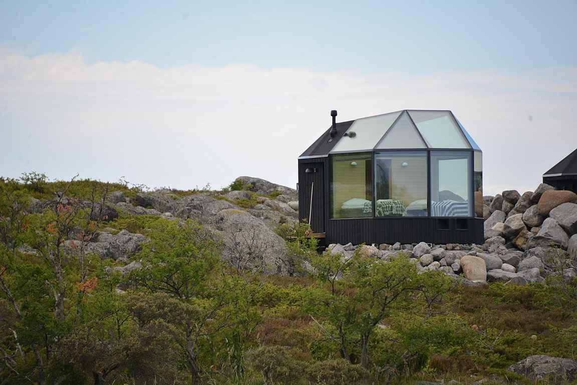 Kalle's Inn, joka valittiin Kotimaan matkailumessuilla vuoden 2018 kotimaan matkailukohteeksi.