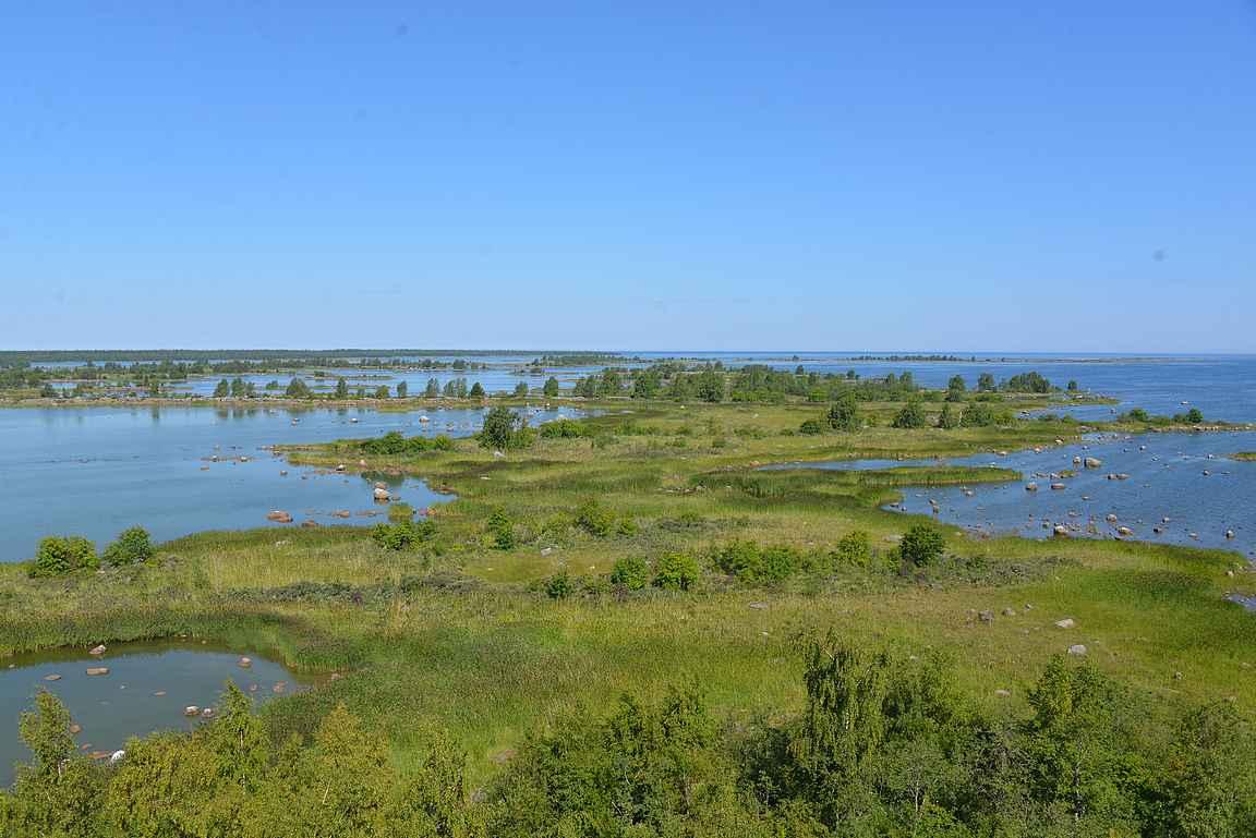 Merenkulkun saaristo - Suomen ainoa luonnon maailmanperintökohde.