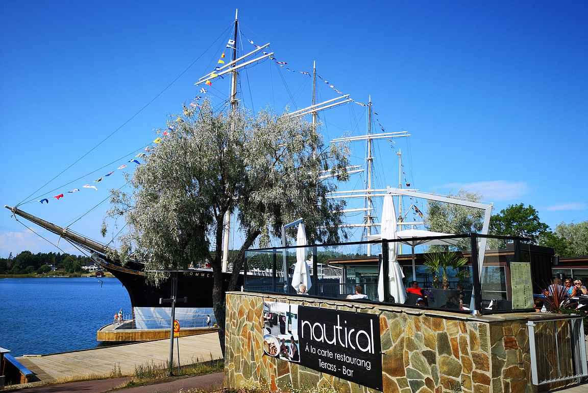 Nautical on vuosia rankattu Ahvenanmaan parhaaksi ravintolaksi.