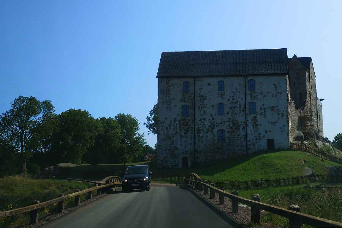 Kastelholman linna on Ahvenanmaan must-kohteita, mitä ei kannata jättää väliin.