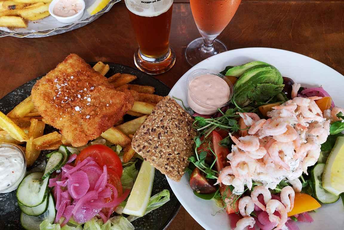 Gastropub Bodegan tarjoilee maukasta pubiruokaa.