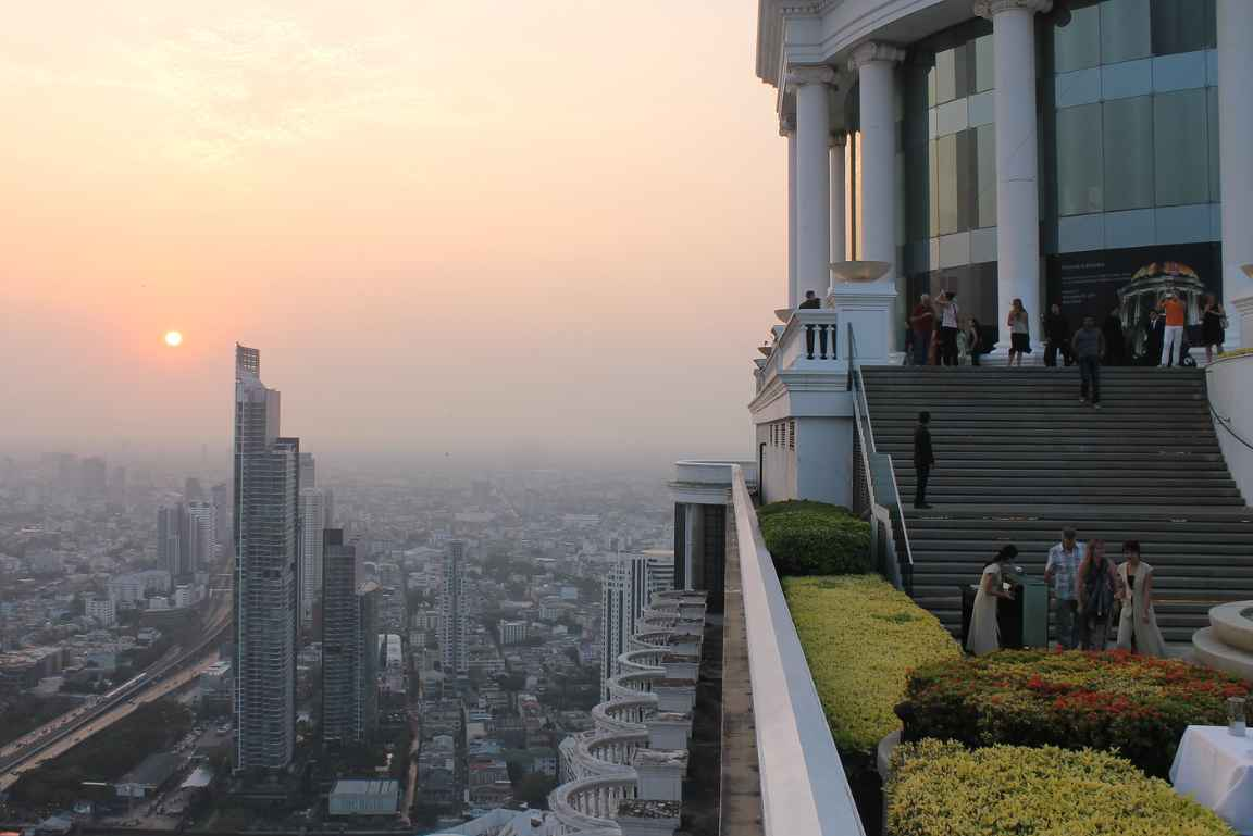 Lebua Sky Bar copyright London and Beyond