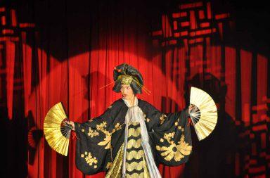 Ladyboy showt kuuluvat Bangkokin kulttuuriin.