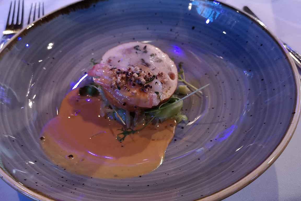 Mukana olleen suomalaisen keittiömestari Mikko Kaukosen annos oli Chef's Tablen parhaimmistoa.