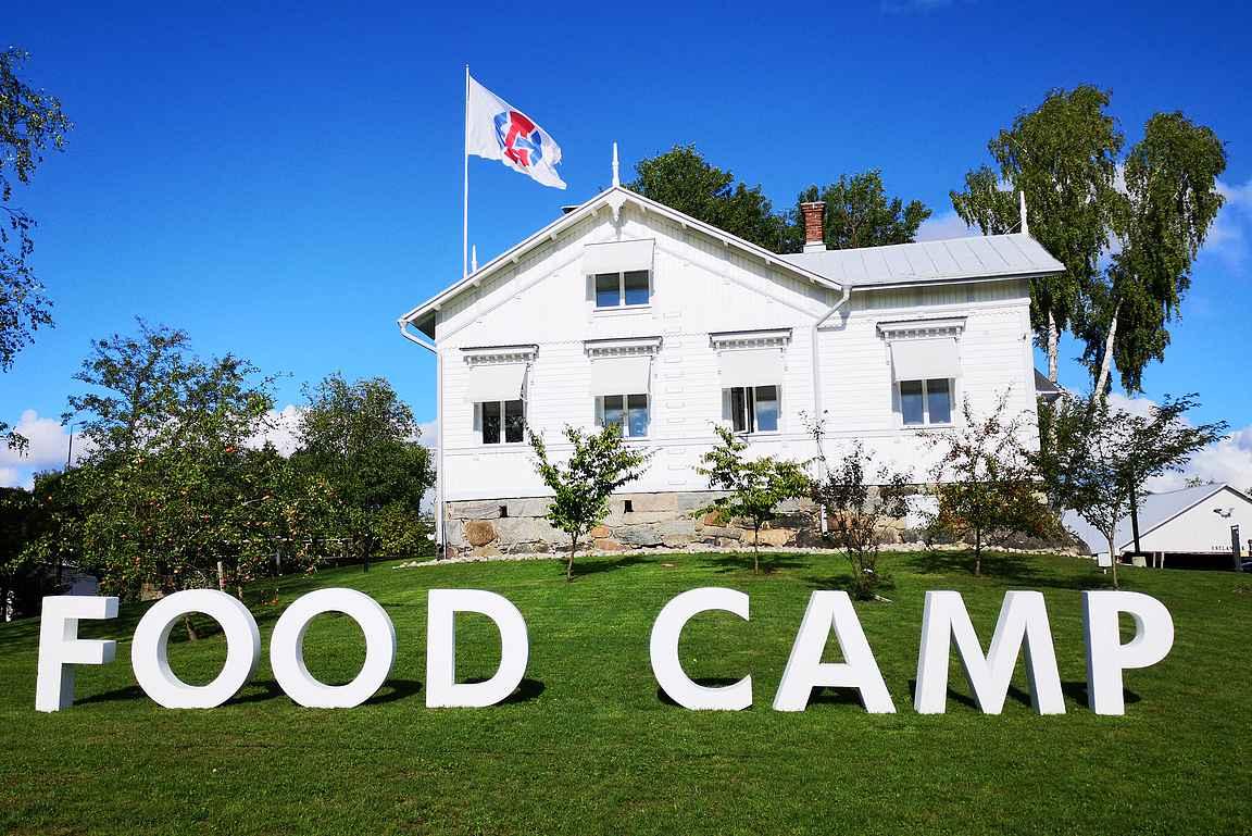 Ruissalon telakka toimii Food Campin kotina vuodesta 2019 eteenpäin.