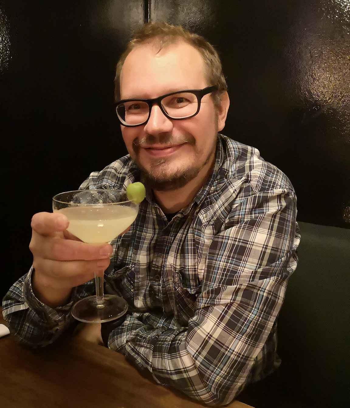 Hawksmoor on erinomainen yhdistelmä drinkkejä...