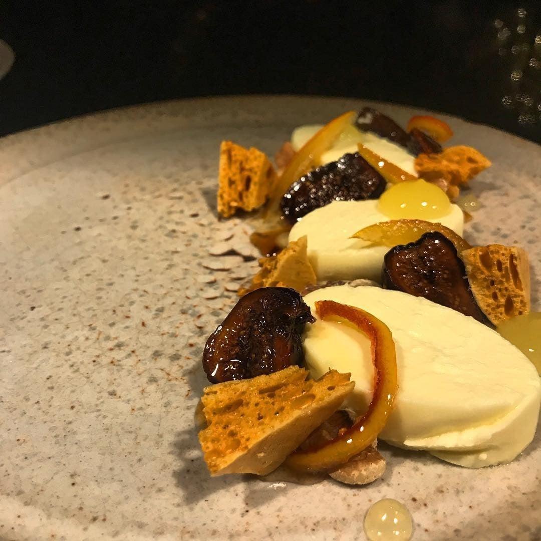 La Chandelle on oiva valinta fine dining -ravintolaksi. copyright Michelin Guide