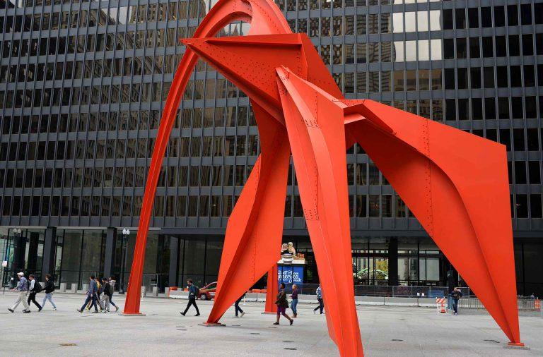 Tekemistä Chicagossa by Kohteena maailma