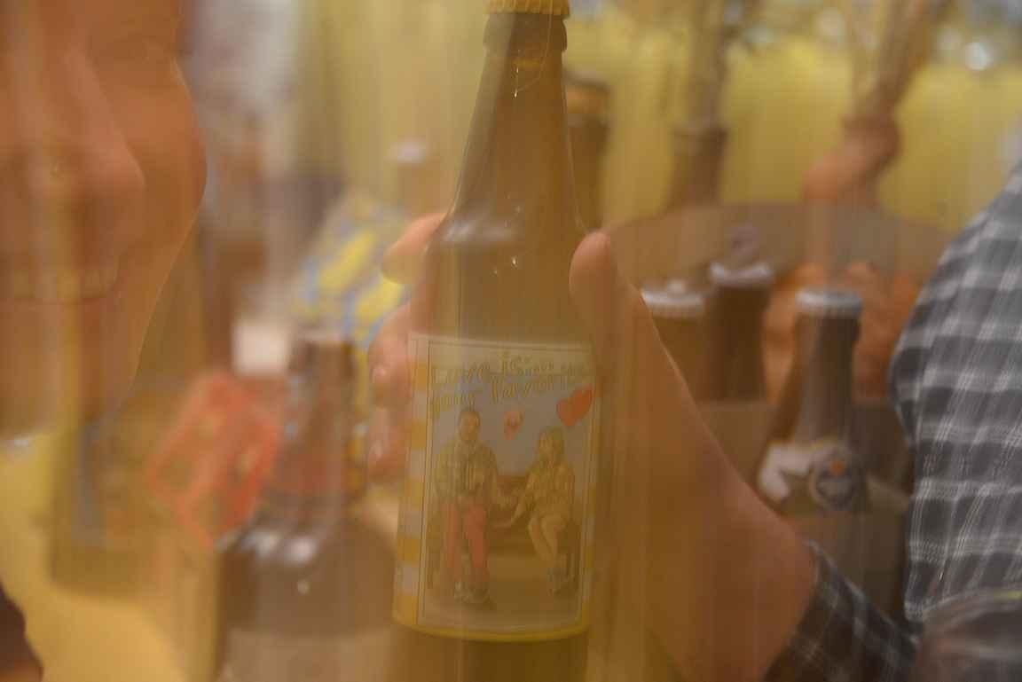 Rakkaus olueeseen yhdistää oluen ystävät eri maista.
