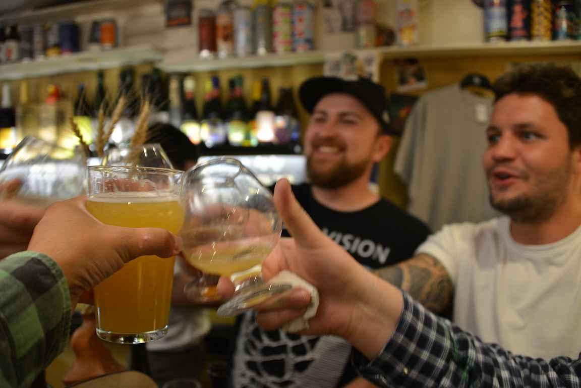 Beergeek on huippupaikka oluen ystävälle!