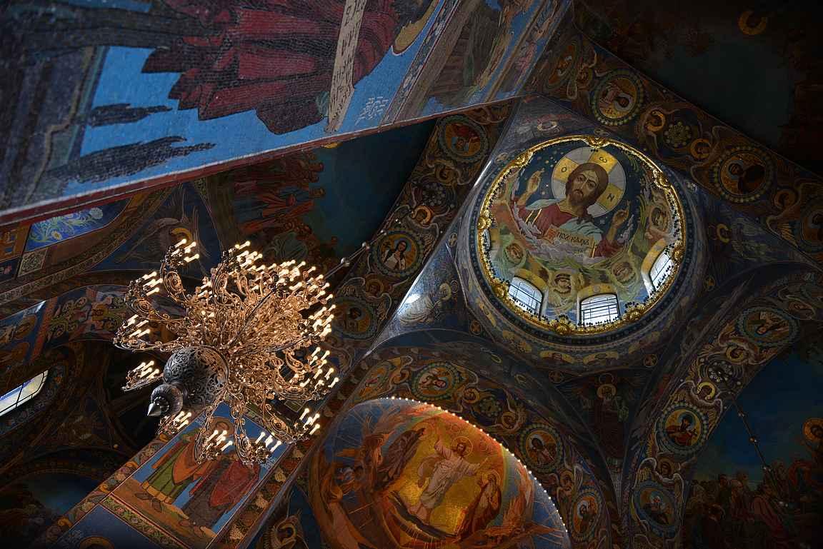 Verikirkko on maailman upeimpia ortodoksikirkkoja.