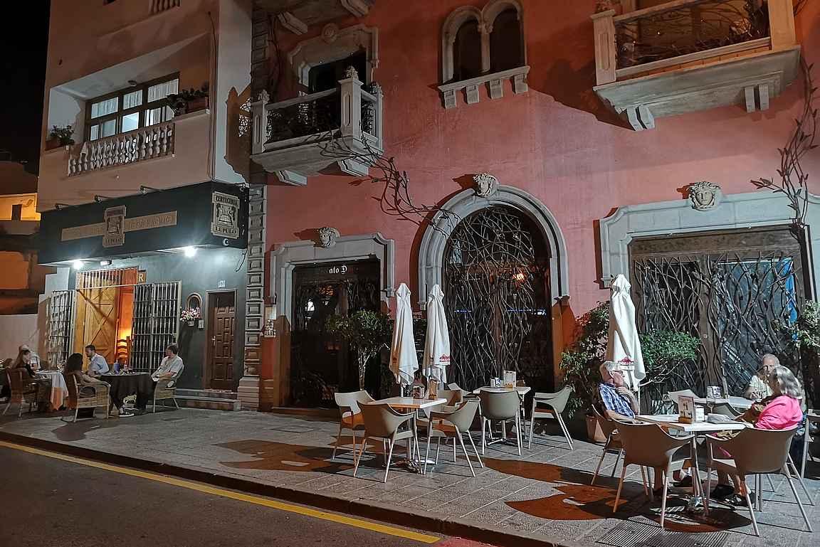 Restaurante Lúpulo on Alcalan keskusaukion ravintoloista laadukkain.