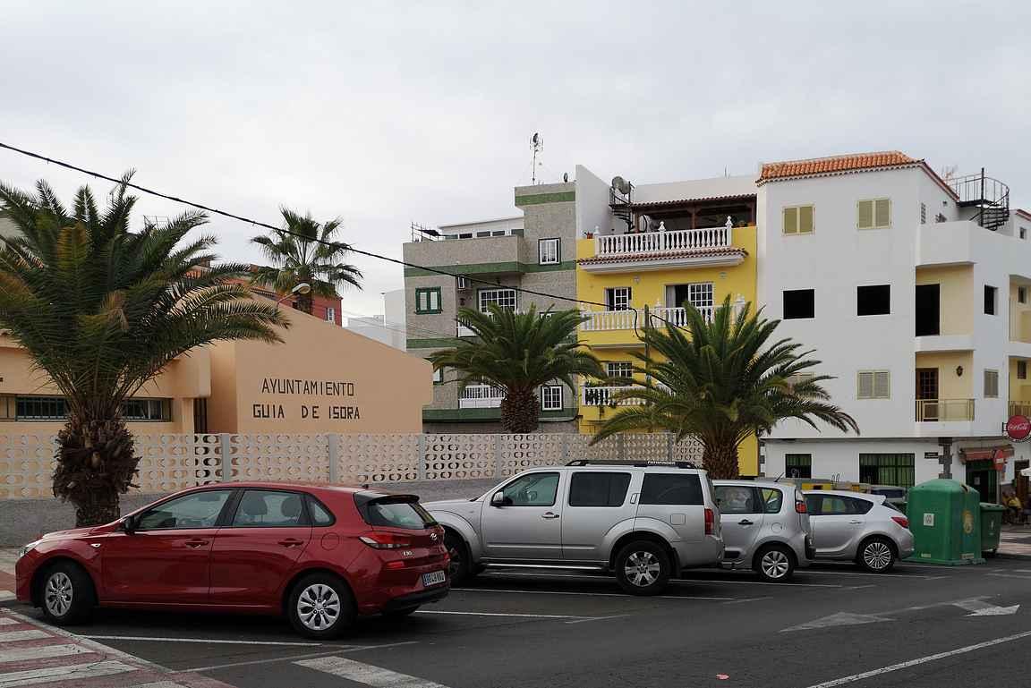Playa San Juan on yksi Guia de Isora -kunnan pienistä kylistä.