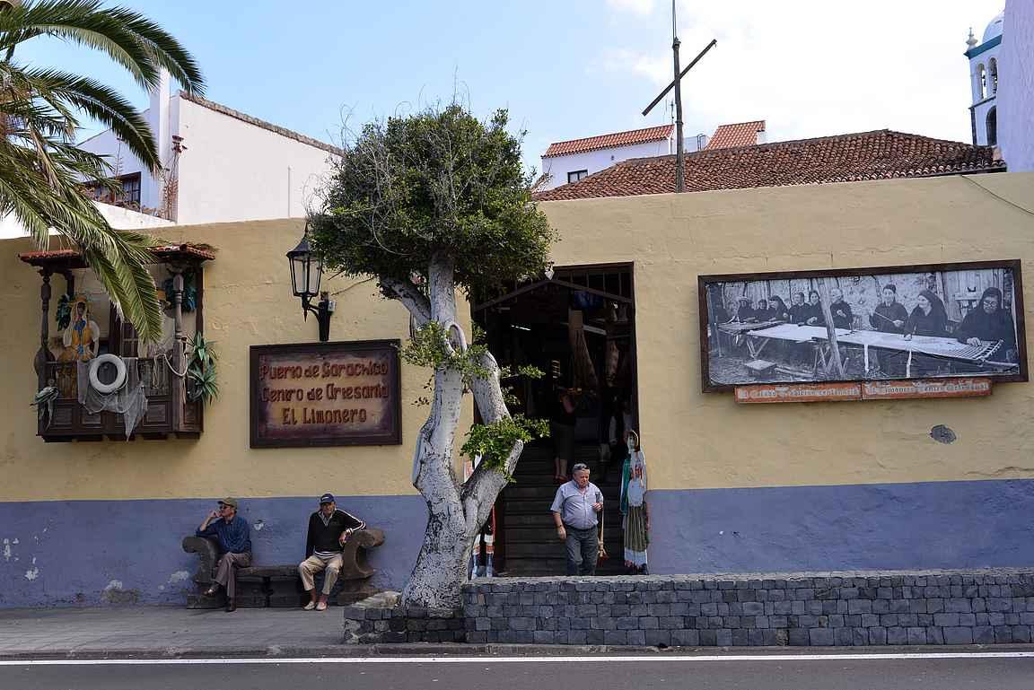 Nykyään Garachico on uinuva kaupunki ilman suuria turistimassoja.