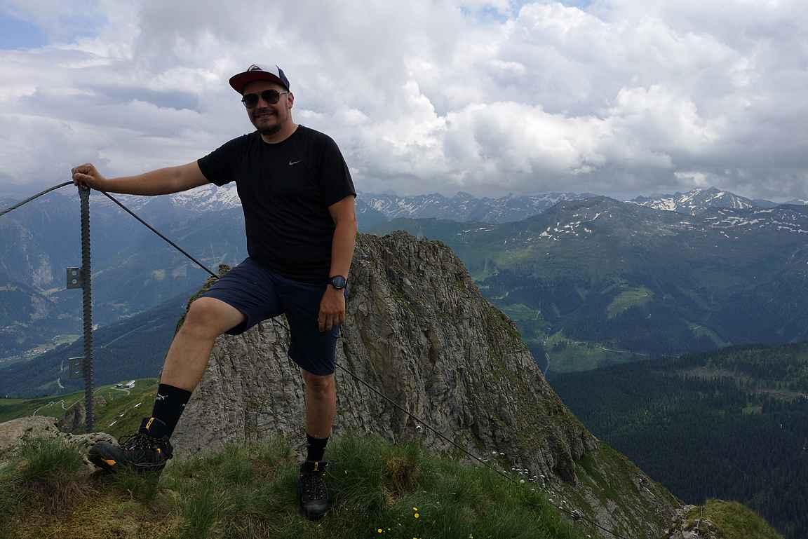 Lungkokel 2327 metriä.