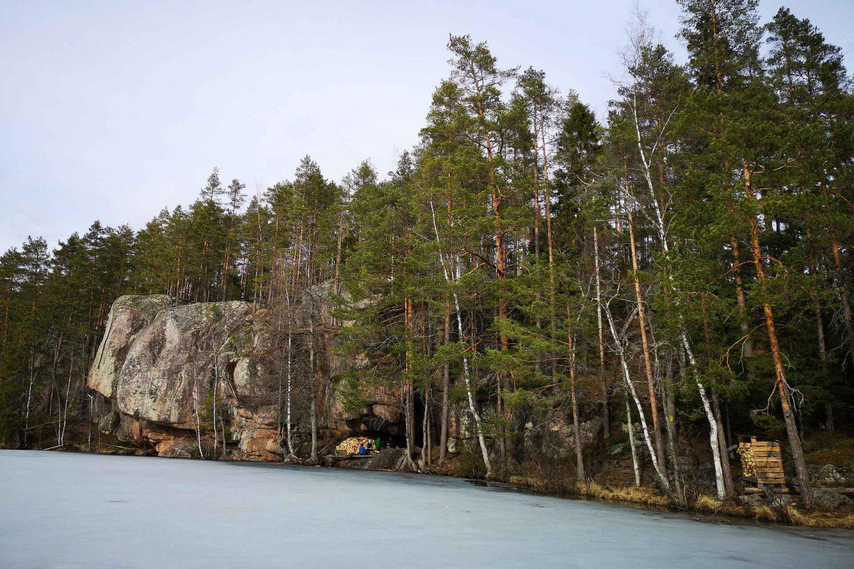 Oriveden luontopolut - Eräpyhä ja Iso-Vuorijärvi